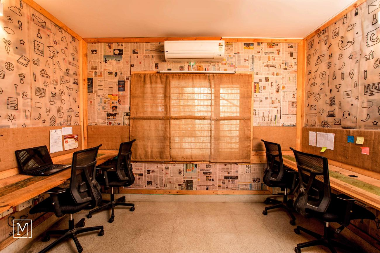 Nudge Foundation | Upcycled Interiors| Admissions room_04