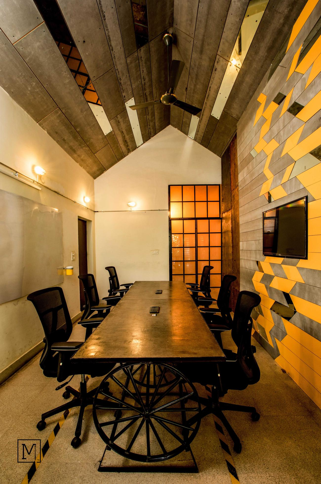 Nudge Foundation | Upcycled Interiors| Meeting room_06