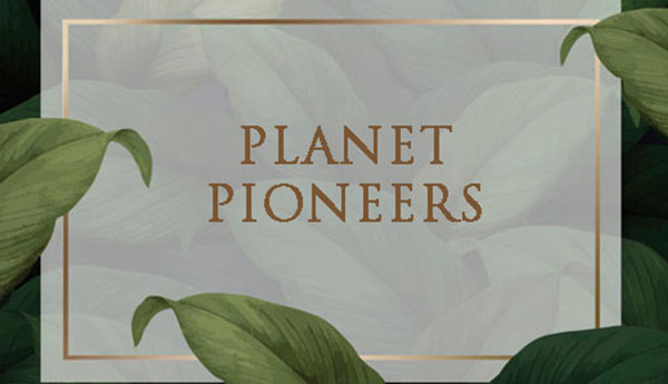 MEDIA BIOMIMIC THEORY Planet Pioneers