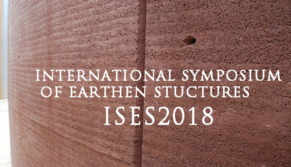 CONFERENCE ISES, INDIA 2018 Earthen Dwellings and Structures